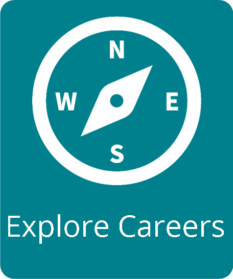 explore careers graphic