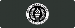 Iowa Department of Education logo