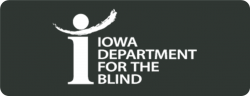 link to Iowa Department for the Blind website