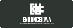 Enhance Iowa logo