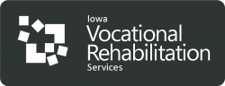 link to Iowa Vocational Rehabilitation website