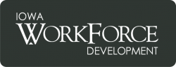 link to Iowa Workforce Development website